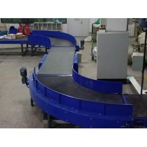 Особенности изготовления поворотных конвейерных лент>